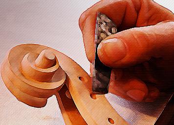 Resultado de imagen de david merchán luthier
